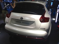 Nissan Juke Nismo - rear view