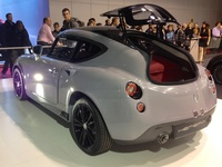 PGO at Paris Motor Show 2012