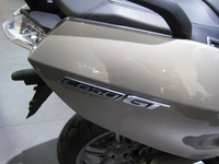 BMW C 650 GT - side logo