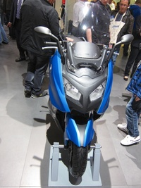 BMW C 600 Sport - front view