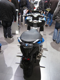 BMW C 600 Sport - rear view