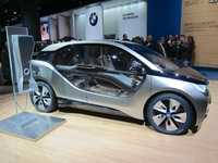 BMW i3 Concept - the megacity vehicle
