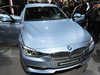 BMW ActiveHybrid 3 - front view