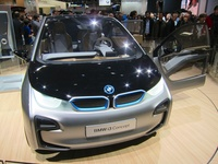 BMW i3 Concept - front view