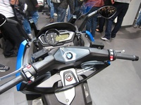 BMW C 600 Sport - dashboard