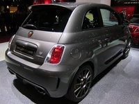 Abarth 595 Competizione - rear view