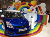 Suzuki Swift So' Color