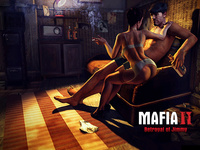 Mafia II - Betrayal of Jimmy - the cigarette after sex
