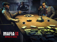 Mafia II - Betrayal of Jimmy - coffee break