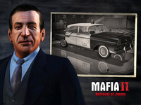 Mafia II - Betrayal of Jimmy - police