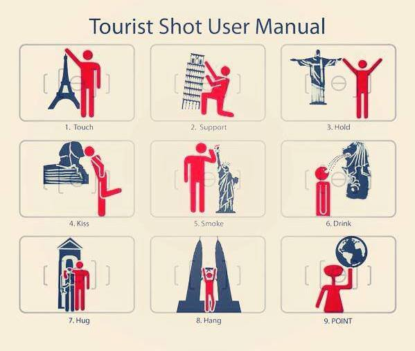 Tourists shot user manual