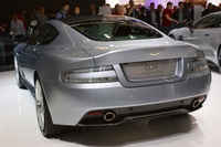 Aston Martin DB9 Centenary Edition - rear view