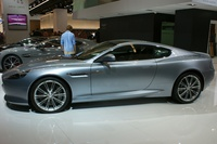 Aston Martin DB9 Centenary Edition - side view