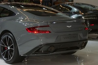 Aston Martin Vanquish Coupe - rear view