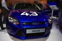 Ford Focus Eco Boost 2013 - frontal view