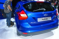 Ford Focus Eco Boost 2013 - rear view