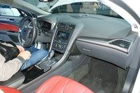 Ford Mondeo Hybrid - interior