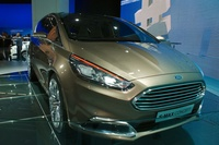Ford S-MAX Concept 2013 - frontal view
