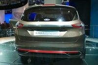 Ford S-MAX Concept 2013 - rear view