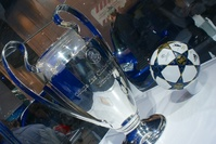 UCL Cup and Ball from the final 2013