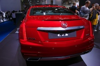 2014 Cadilac CTS 2.0 RWD AT Performance - rear view