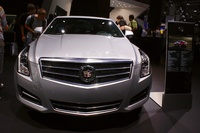 2014 Cadillac ATS 2.0 RWD MT - frontal view