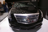 2014 Cadillac ELR - frontal view