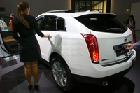 2014 Cadillac SRX 3.6 AWD AT Sport Luxury - rear view