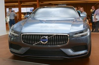 Volvo Concept Coupe - frontal view