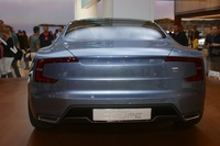 Volvo Concept Coupe - rear view