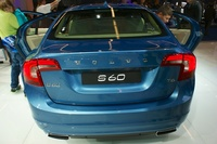 Volvo S 60 T6 - rear view
