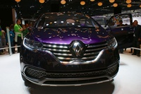 Renault Initiale Paris Concept - frontal view