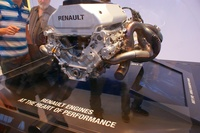 Renault RS27 V7 World Champion Engine