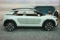 Citroen Cactus - side view