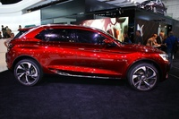 Citroen WR Wild Rubis Concept - side view