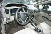 Honda Civic Sedan 2014 - interior