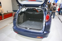 Honda Civic Tourer - trunk load
