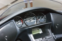 Honda Gold Wing F6B - dashboard
