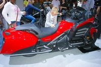 Honda Gold Wing F6B - side view
