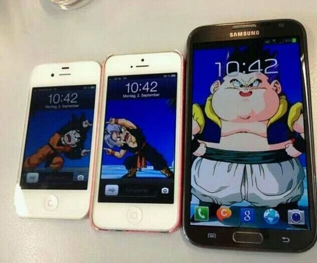 Samsung the fat street fighter