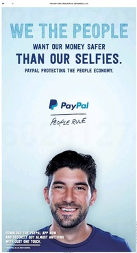 2014 - Paypal - We the People