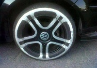 For when you do not have big rims