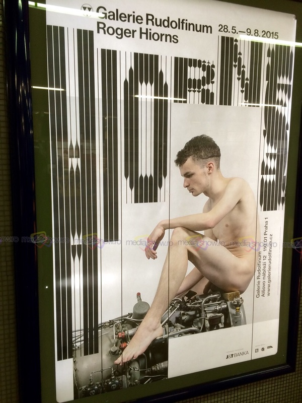 2015 - Galerir Rudolfinum - The Naked Mechanic?
