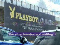2015 - Playboy Lounge - in Prague, Czech Republic
