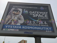 2015 - Aerospace Exhibition Gateway to Space, Prague, Czech Republic