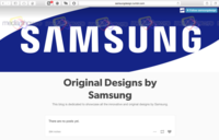 Original Designs by Samsung - No Posts yet