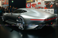 Mercedes-Benz AMG Vision Gran Turismo Concept - Rear Angle View