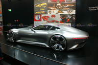 Mercedes-Benz AMG Vision Gran Turismo Concept - Side View