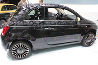 2016 Fiat 500 Camouflage Edition - Side View
