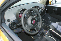 2016 Fiat 500 Comics Edition - Interior